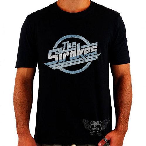 Camiseta The Strokes Logo
