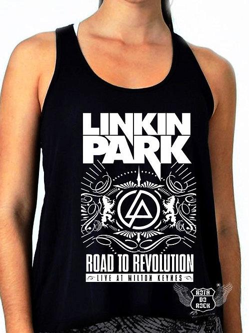 Regata Feminina Linkin Park
