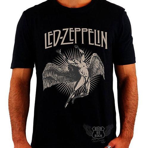 Camiseta Led Zeppelin Anjo
