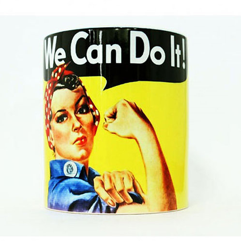 Caneca We Can Do It!