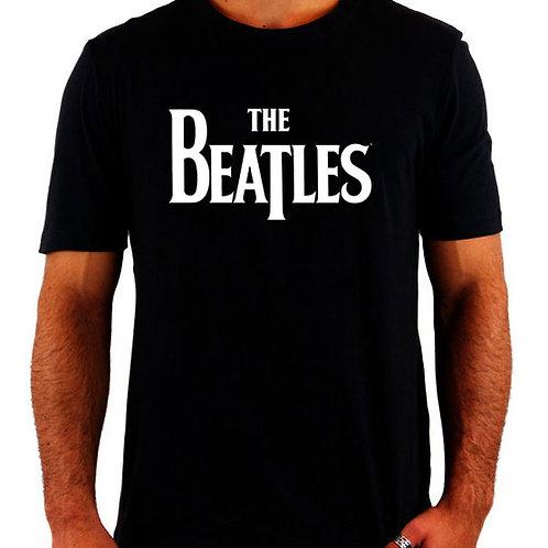 Camiseta The Beatles Logo