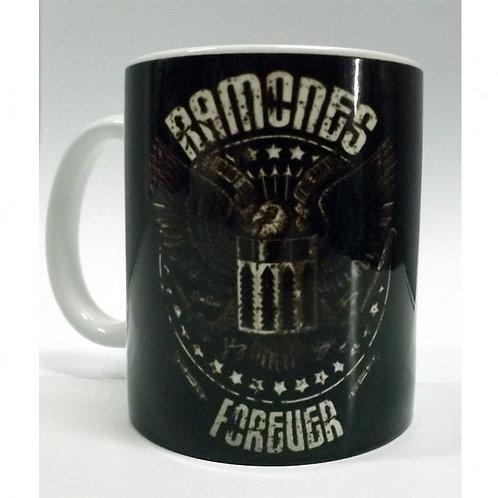 Caneca Ramones Forever