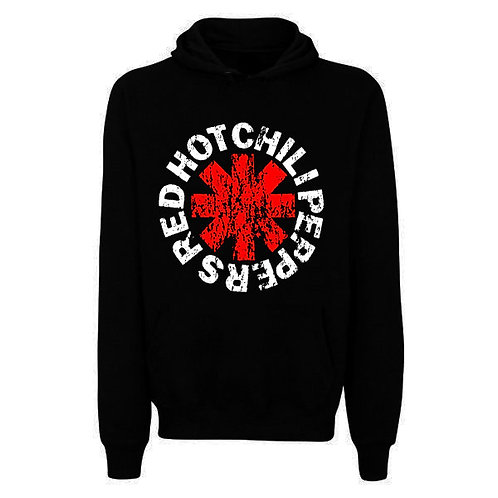 Moletom Unissex Red Hot Chili Peppers