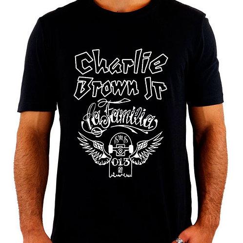 Camiseta Charlie Brown Jr.