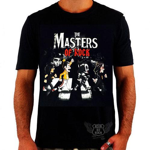 Camiseta The Master Of Rock