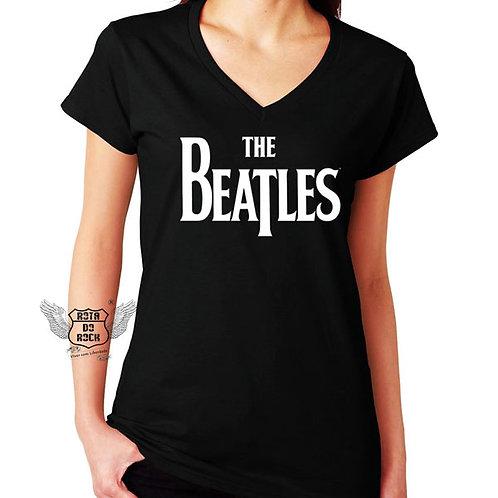 Baby look The Beatles Logo