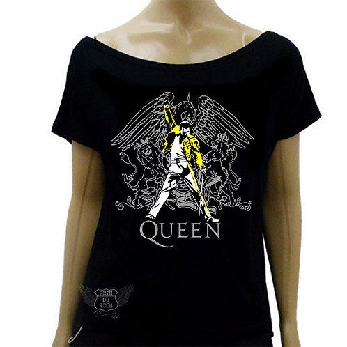 Blusinha Ombro Caído Queen