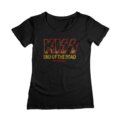 Baby Look Kiss  End Of The Road