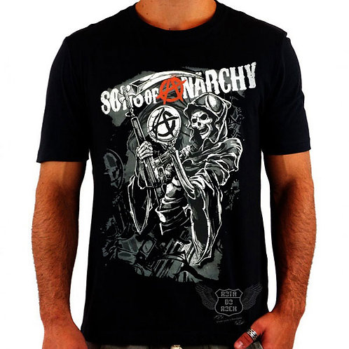 Camiseta Sons Of Anarchy Ceifeiro