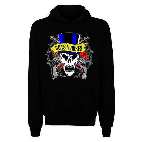 Moletom Unissex Guns N' Roses