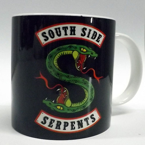 Caneca Riverdale Serpents