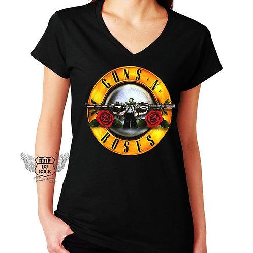 Baby Look Guns N' Roses Bullet