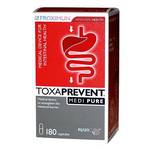Toxaprevent Medi Pure Capsules 180's