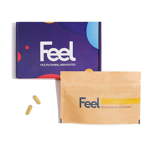Feel Multivitamin™ (SPECIAL OFFER - 50% discount - see below for details)
