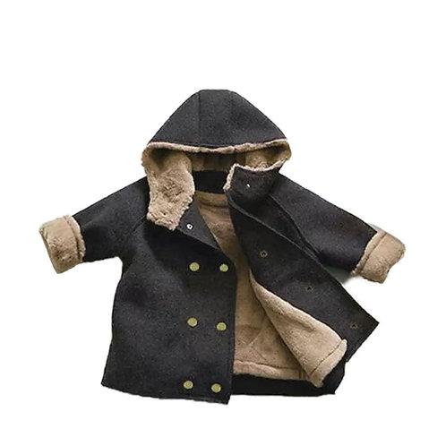 Kay woolen coat