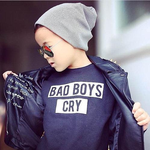 Bad Boys Cry Sweatshirt