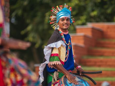 Ghumura Dance At Kala Bhoomi