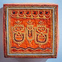 Odisha Crafts Museum_Kala Bhoomi_Paintin