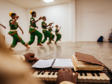 Gotipua Dance At Kala Bhoomi