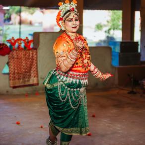 Mahari Dance At Kala Bhoomi