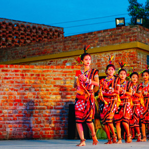 Sambalpuri Dance At Kala Bhoomi
