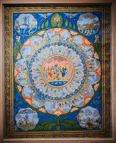 Odisha Crafts Museum_Kala Bhoomi_Pattachitra Art_17.jpg