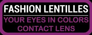 Logo Fashion Lentilles fond noir.png