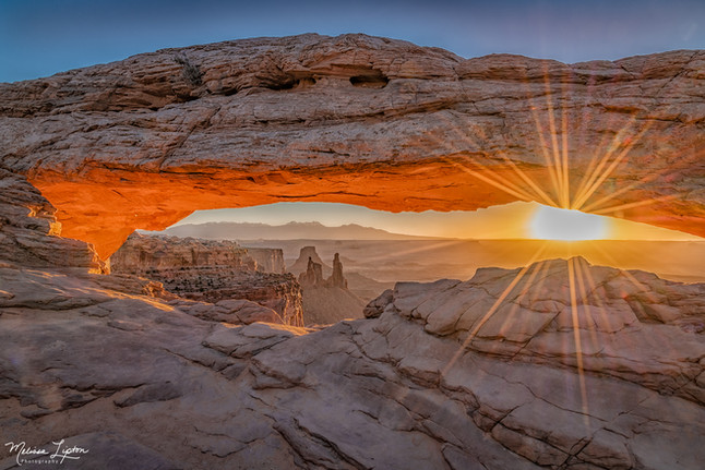 Sunrise Arch