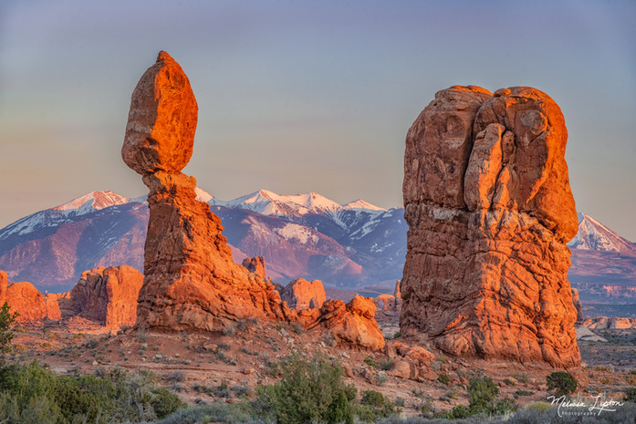 Balanced Rock Brilliance