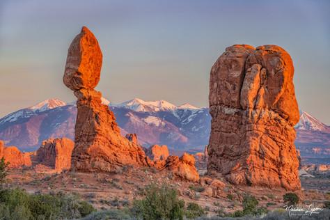 Balanced Rock Brilliance