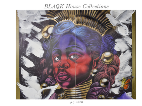 BlaQk House Features