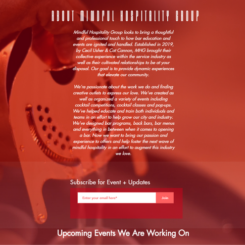 Clients Old Website