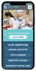 Dental website - KW mobile mockup.png