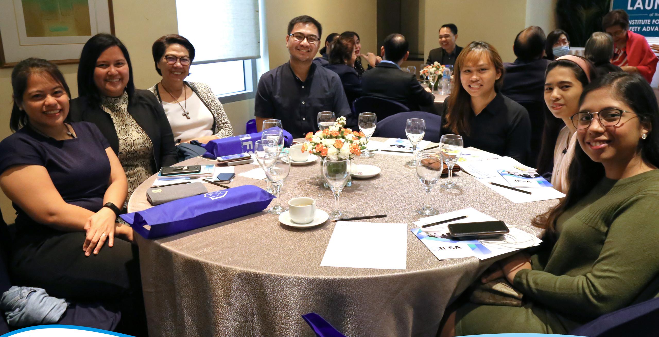 IFSA Grand Launch Attendees