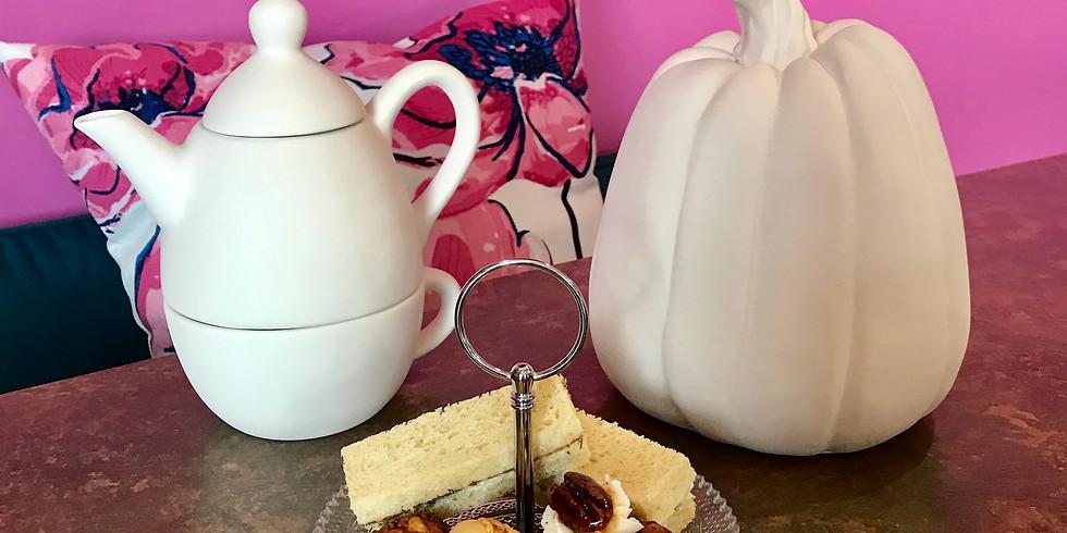 Ladies Night:  Fall Tea Party!
