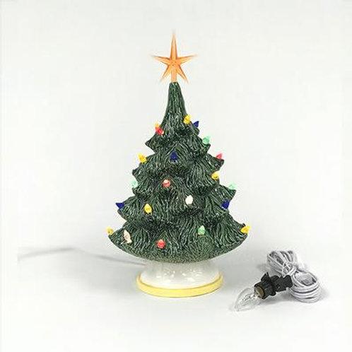 Christmas Tree, 9.5-inch (Light-up)