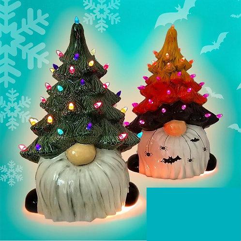 Christmas Gnome, 13.5-inch (Light-up)