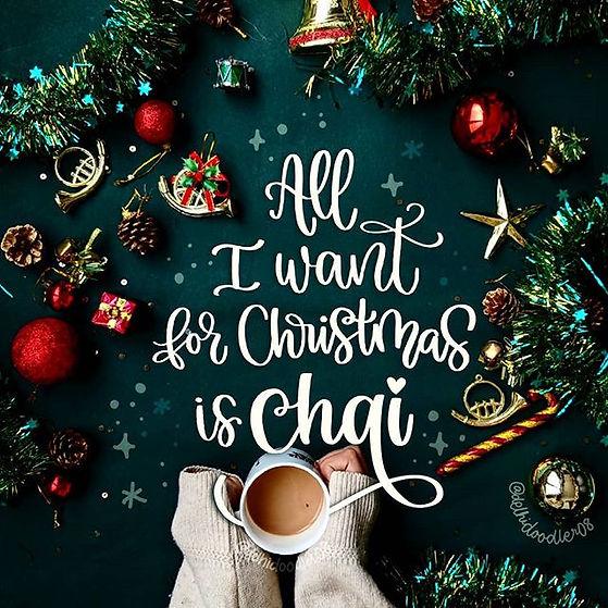 Wishing everyone here a very Merry Chris