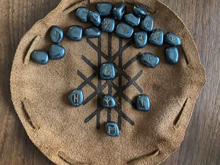 New Moon Rune Draw November 15, 2020