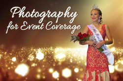 phtography for event coverage
