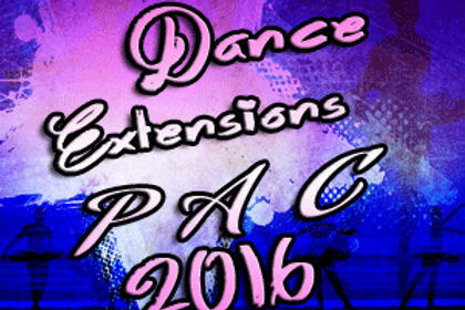 Dance Extensions PAC 2016