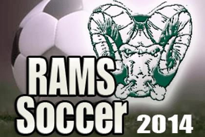 Pine Richland Boys Soccer vs North Hills 9-23-14