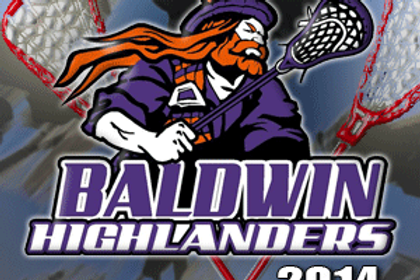 Baldwin Lacrosse vs Char Valley 4/23/14