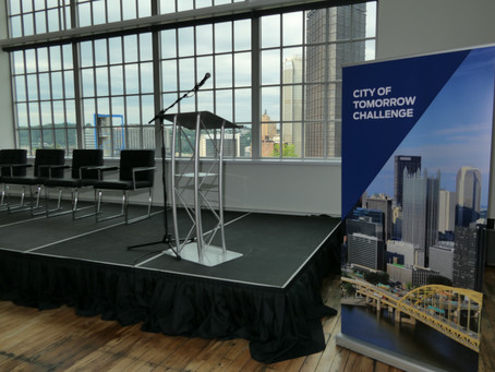 Ford and City of Pittsburgh Look to the Future of Mobility
