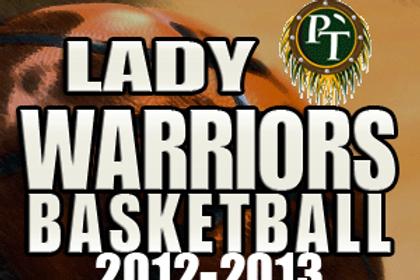 PT Girls Basketball vs Plum 12/7/12