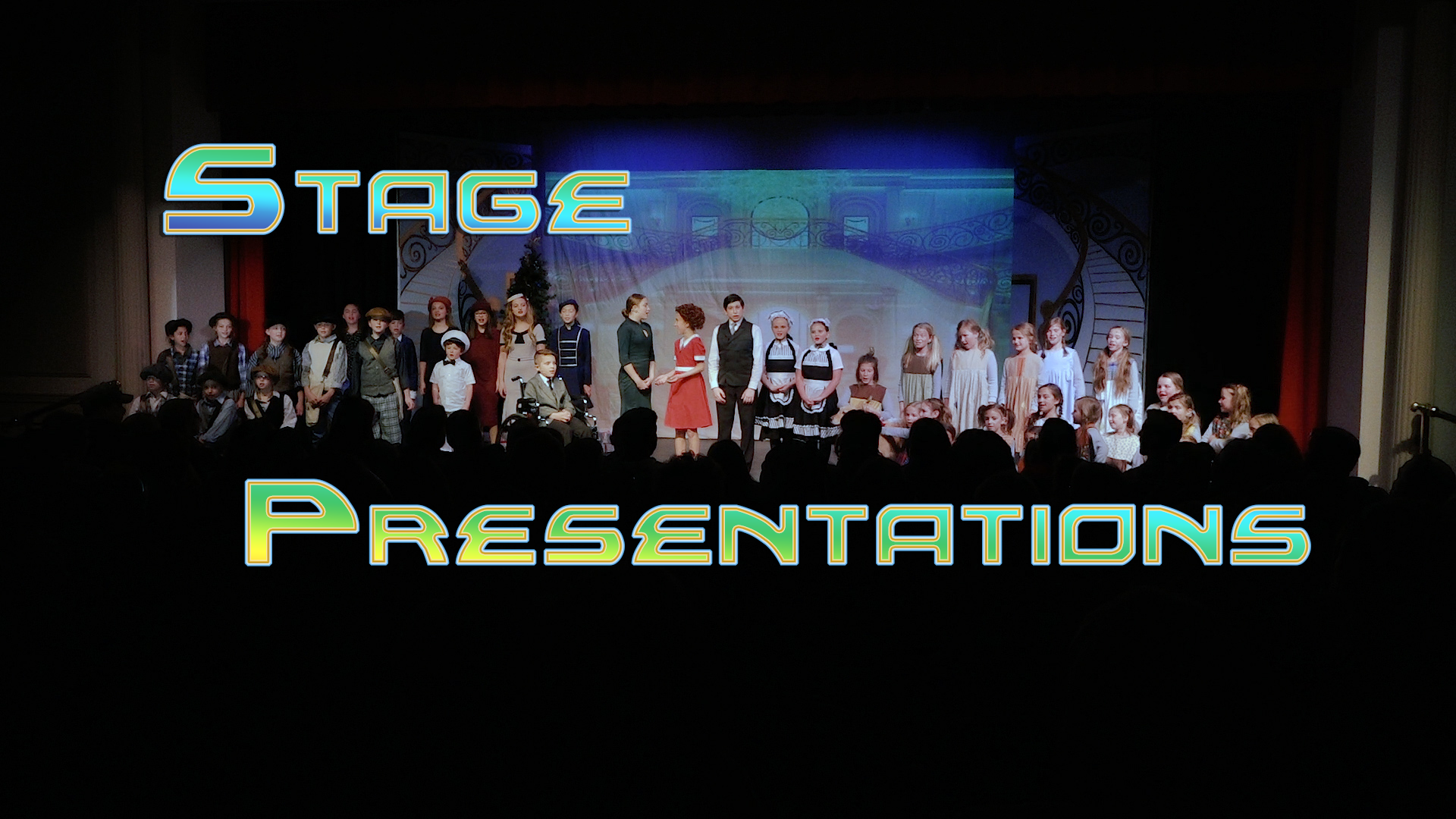 stage presentations