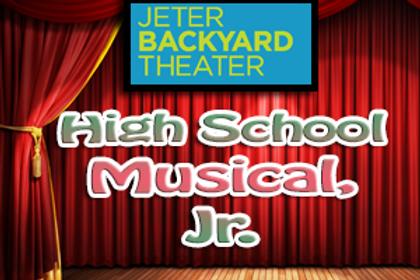 JBT - High School Musical April 14th  2pm 2019