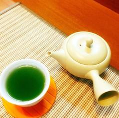 鹿児島産の緑茶