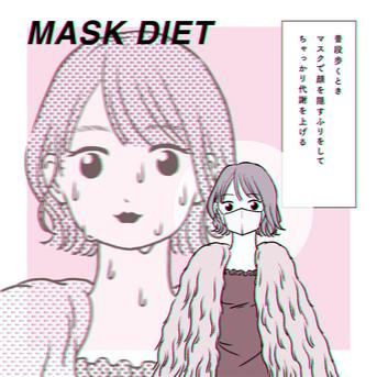 マスクダイエット