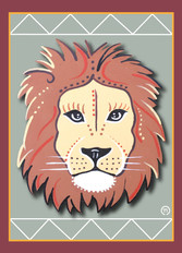 Lion Face Note Card 2.jpg